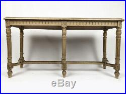 Banquette de piano de style Louis XVI