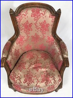 Bergère de style Louis XVI