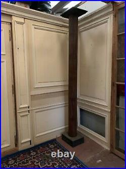 Boiserie de style Louis XVI bois et stuc patine XIX siècle