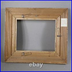 CADRE STYLE LOUIS XVI STANDARD 3 F feuillure 27 x 22 cm