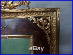 Cadre en Bronze doré, Laiton Style Louis XVI