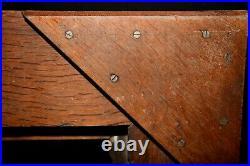 Cadre en bois pour tableau XIXe s de style Louis XVI