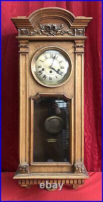 Carillon 8 Marteaux 8 Tiges Style Louis XVI / Horloge Vintage
