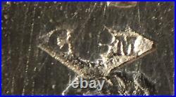 Coupelle vide-poches Style Louis XVI 1900 Argent Massif Minerve 1er titre 185g