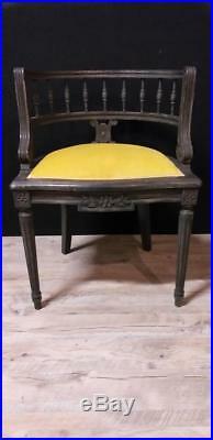 Fauteuil De Bureau Style Louis XVI