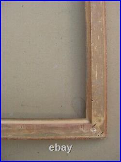 Grand cadre doré contemporain de Style Louis XVI format 15 P