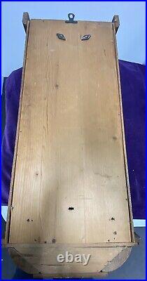 HORLOGE WESTMINSTER 10 TIGES 10 MARTEAUX Carillion CAISSE STYLE LOUIS XVI