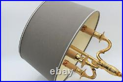 Lampe Bouillotte Style louis XVI Bronze doré French Antique Lamp