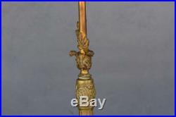 Lampe bouillotte de style Louis XVI e systéme à pompe