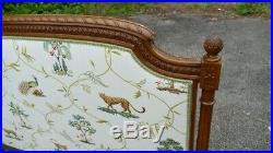 Lit De Milieu De Style Louis XVI Pour Matelas 120 Cm, époque Début XX ème