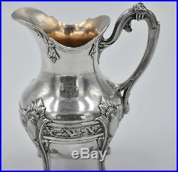 POT A LAIT ARGENT MASSIF MINERVE STYLE LOUIS XVI silver milk pot