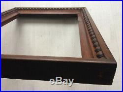 Superbe cadre XIXème style louis XVI format 8F pour tableau peinture 46x38cm