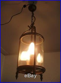 Superbe lanterne de style Louis XVI en état de marche