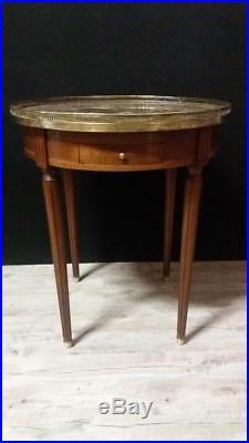 Table Bouillote Style Louis XVI