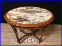 Table De Milieu Style Louis XVI